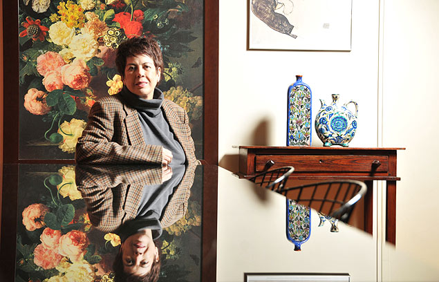 Walquiria Leão Rego, uma das autoras do livro sobre o Bolsa Família, que será lançado hoje, às 19h, na Livraria da Vila, em SP