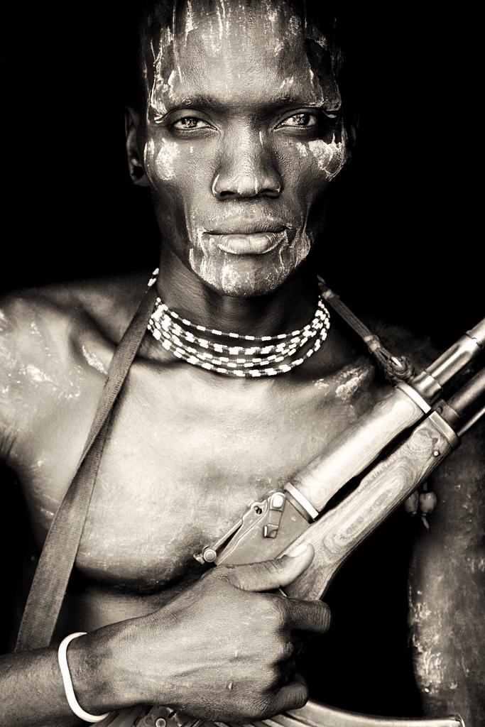 Retratos da África 13