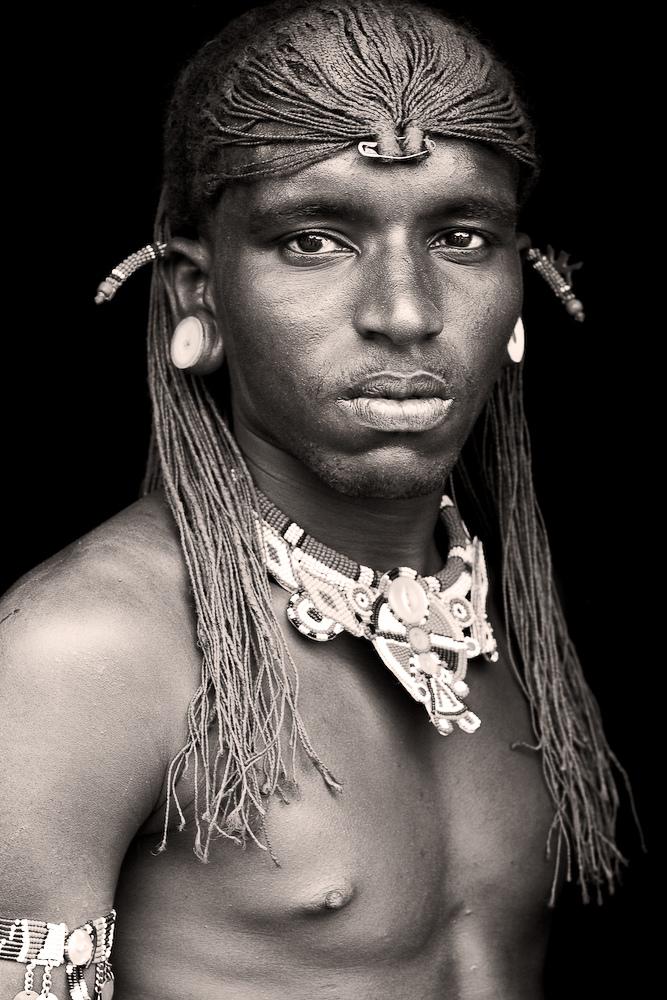 Retratos da África 4
