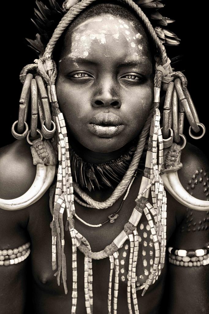 Retratos da África 6