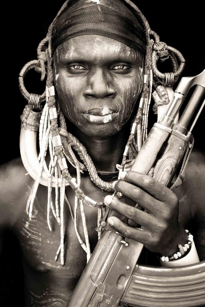 Retratos da África 7